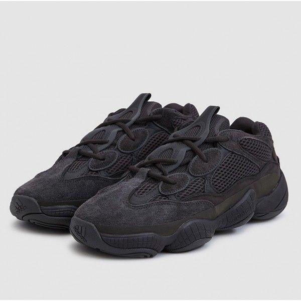Adidas Yeezy Boost 500- Negras - Calzatesp