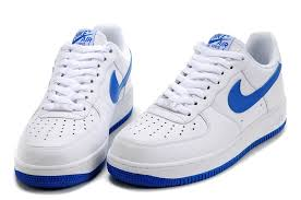 air force 1 blancas y azul